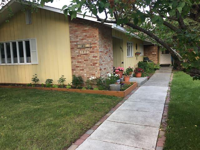K Street Cottage