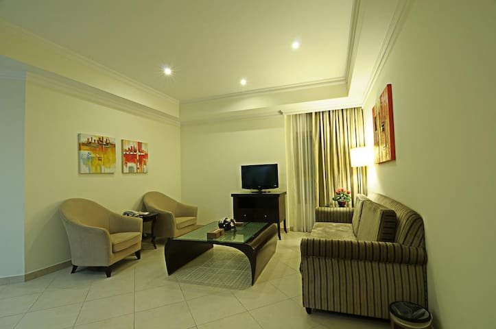 Family Two Bedroom Apartment 22