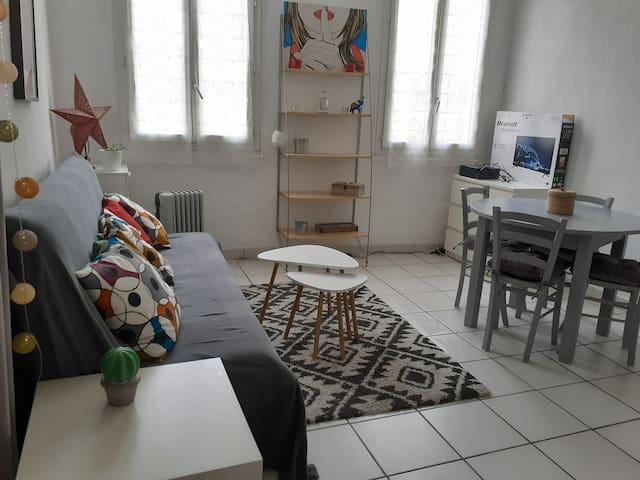studio en intra-muros