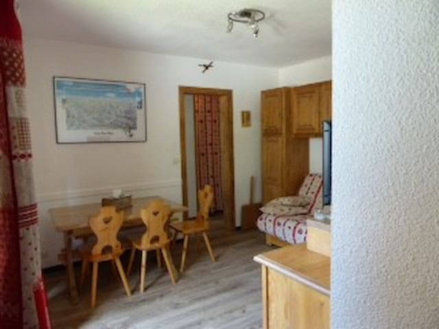 Appartement cœur de station - Villarodin-Bourget
