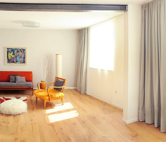 QUIET CITY LOFT, RIGHT NEXT 2 OKTOBERFEST, 3 ROOMS - Múnich - Loft