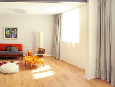 QUIET CITY LOFT, RIGHT NEXT 2 OKTOBERFEST, 3 ROOMS - Munich - Loft