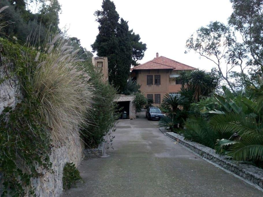 Casa entrata principale