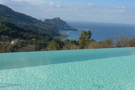Stunning with sensational sea view - Cefalú