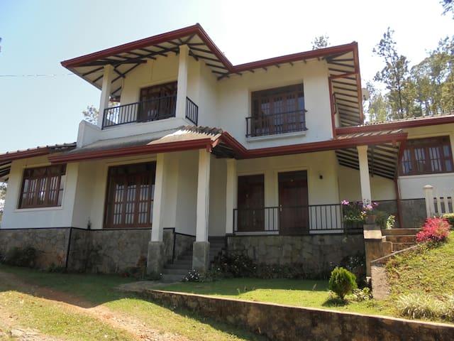 hills view banglow - kandy - Wikt i opierunek