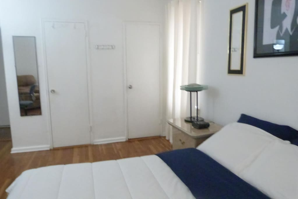 10 Min to Manh -ASTORIA -LARGE ROOM SUMMER RENTAL