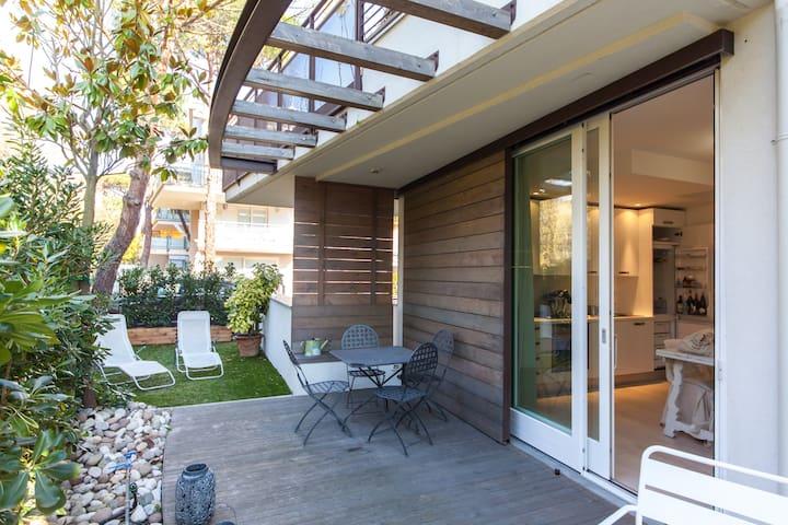 Casa con giardino Milano Marittima - Cervia - Apartment