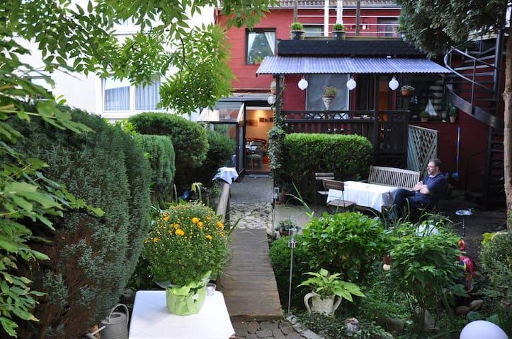 Gästehaus Kleiner Muck - Glückstadt - Lägenhet
