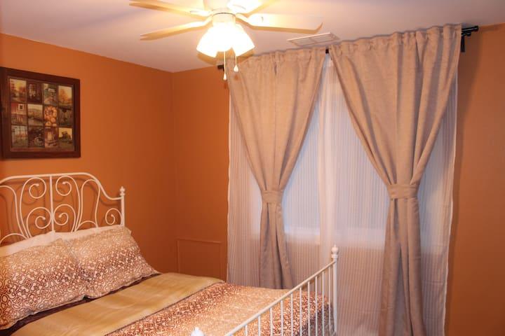 The Peach Room