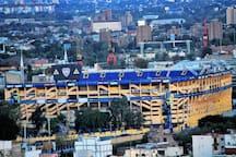 Vistas 360 Piso 27 - Estadio Boca Juniors