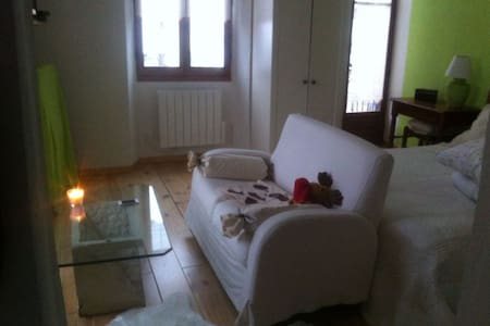 Appartamento luminoso ideale! - Tende - Appartement