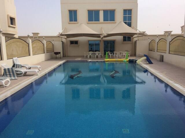 Villa 9a - Doha - Flat