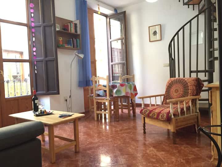 Granada Center Duplex-Apartament