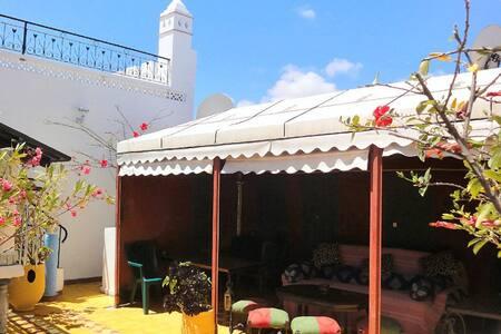 Maison d'hôtes de la cité portugais