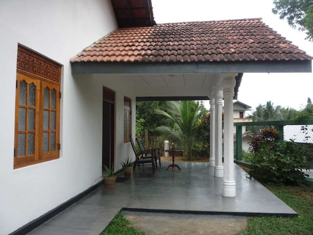 Nest Residence Homestay in Tangalle.