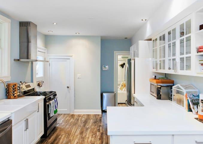 Beautiful Hayes Valley 1 Bedroom - San Francisco - Leilighet