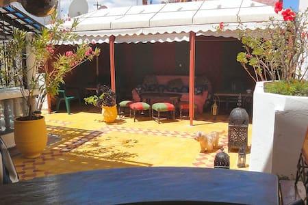 Maison d'hôtes de la cité portugaise - El Jadida - Inap sarapan