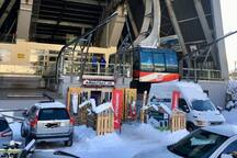 Ingresso deposito sci