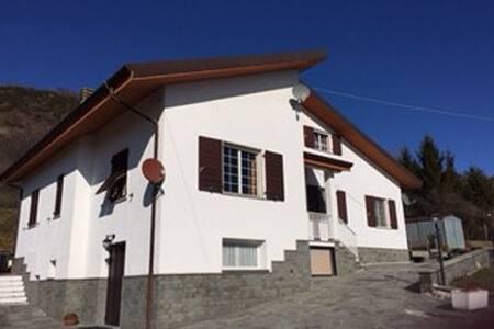 Casa agriturismo collina 600 m - Calice Al Cornoviglio