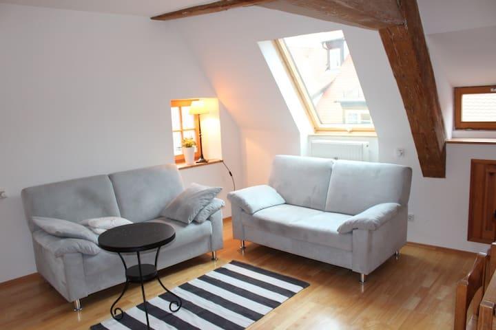 Altstadt: Wohnen auf Zeit - Altdorf b. Nürnberg - Apartment