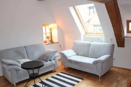 Altstadt: Wohnen auf Zeit - Altdorf b. Nürnberg - Wohnung
