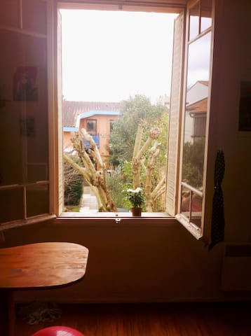 Cosy appartement, 2 min from metro - Toulouse - Apartmen