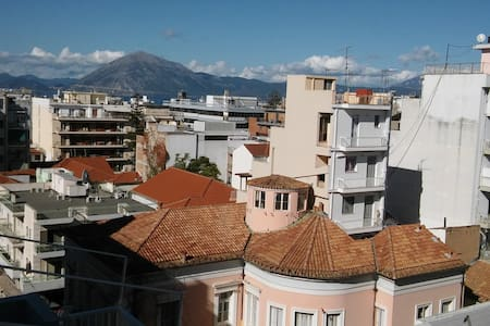 central apartment - Patra - Flat