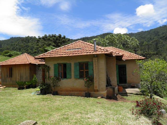 Sede da Fazenda - Gonçalves - Casa