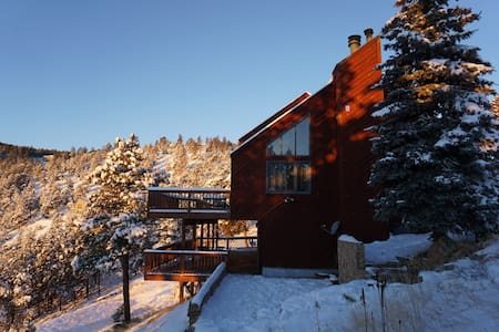Mountain Spa Retreat - Year round sunshine