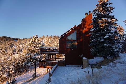 Mountain Spa Retreat - Soleil toute l'année