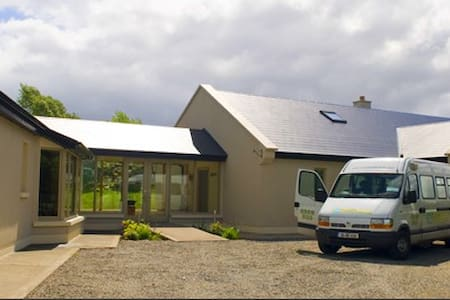 Peaceful rural location. - Claremorris