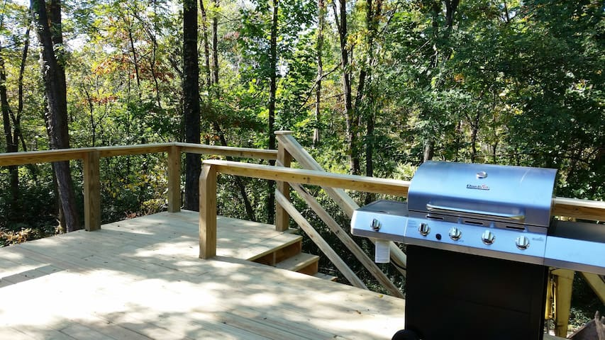 One bedroom apartment in the woods - Rockville - Apartamento