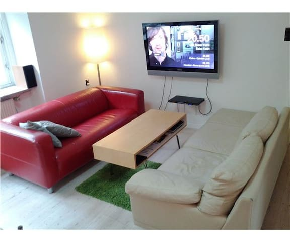 Apartment with Keyboxs on the house 24/7 acces - Randers - Pis