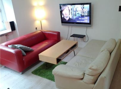 Apartment with Keyboxs on the house 24/7 acces - Randers