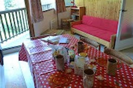 Appartement sur Chamrousse - Chamrousse - Apartamento
