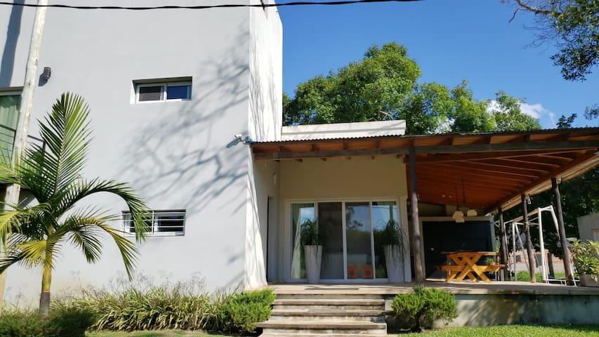 Casa super comoda en Paso de la Patria