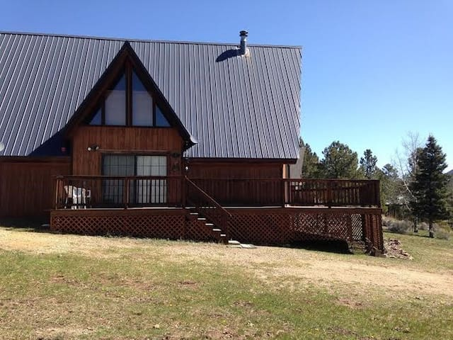 Lodge in Angel Fire - Taos - House