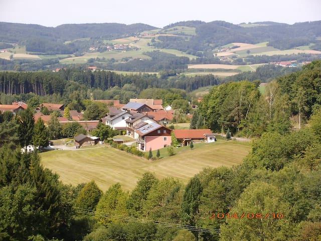 Fewo im Bayer. Wald **** Sterne - Stallwang - Apartment