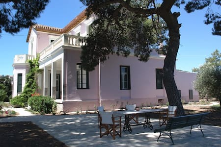 ERMIONI ESTATE- 6 NIGHTS MIN.STAY - Ερμιόνη - 別荘
