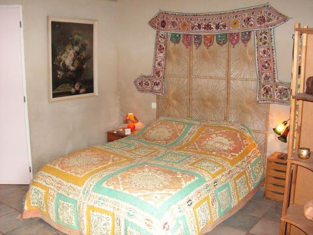Chambre dans maison quercynoise - Carnac-Rouffiac - Pousada