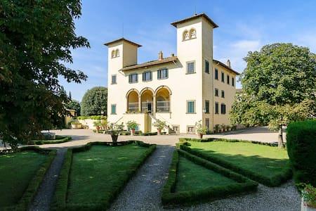 17th Century Tuscan Villa - Montagnano - Vila
