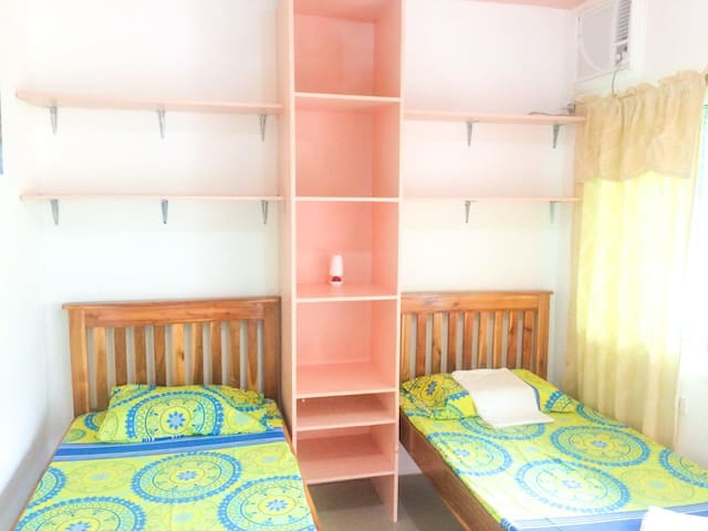 CLEAN Room at Alona 5 minutes walk to the beach