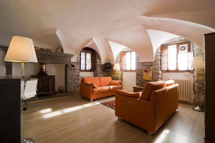 antica casa del 1721 Premia Terme