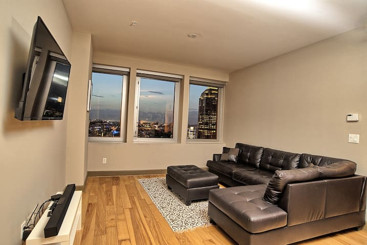 Enjoy High Rise Living in the Center of Downtown