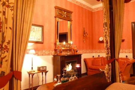 Romantik in wunderschönem Schloss - Leilighet