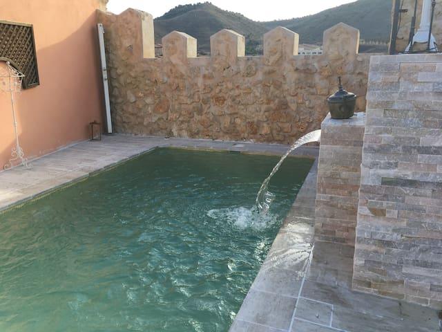 Casa Rural,  a 1 hora de Madrid, para relajarse - Jadraque - House