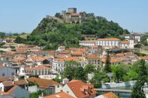 Cidade de Leiria   Leiria city