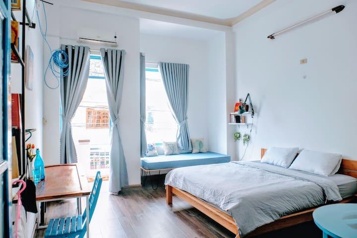 Santorino Homestay Quy Nhon Comfort triple room