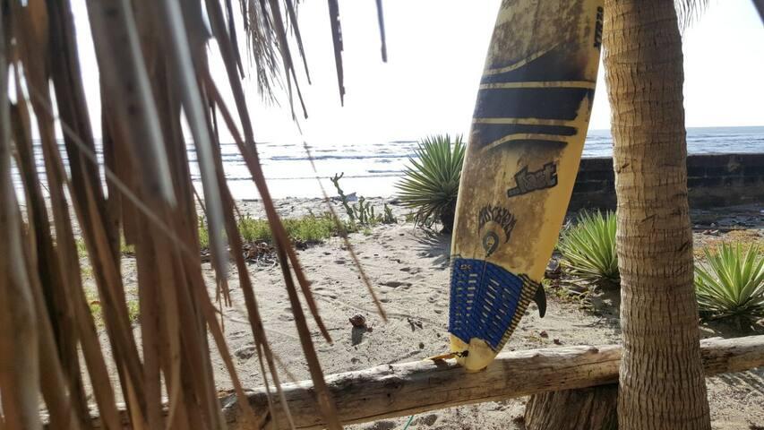 KALI-KAWOQ. Beach House. Playa San Diego.