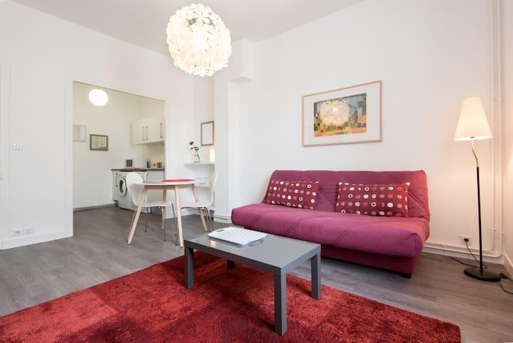 Charmant T2 de 45 m2 hyper centre - Rochefort - Apartment